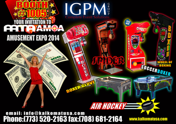 AmusementExpo2014-BOOTH1005